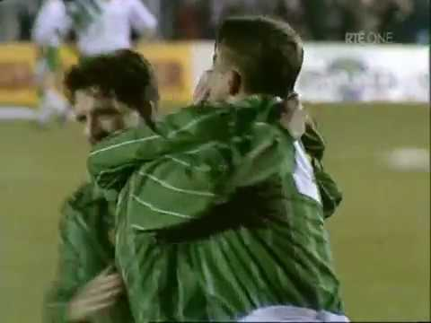 Northern Ireland 1-1 Republic of Ireland 1993