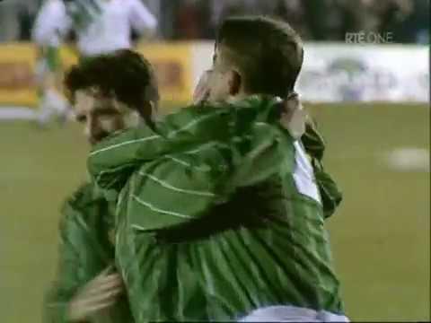 Northern Ireland 1-1 Republic of Ireland 1993