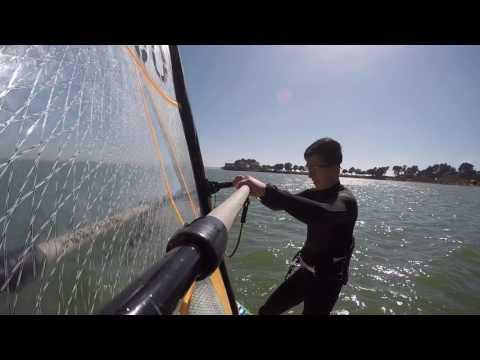 Windsurfing SF Bay 2016