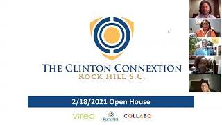Clinton ConNEXTion Virtual Open House