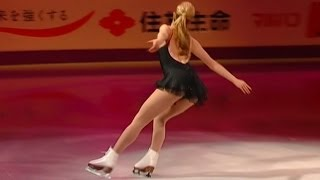 Repeat youtube video Ashley Wagner - Closing Gala - 2013 World Figure Skating Championships - Real HD video