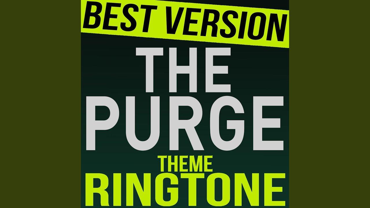 The Purge Sirene