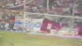 2do. Gol de Latorre a Union (Boca 4-Union 0 08-03-91)