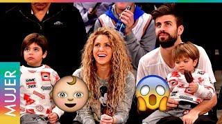 Shakira estaría embarazada. ¿Piqué ya está enterado?
