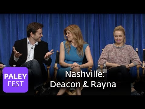 Nashville - Connie Britton and Charles Esten on Deacon and Rayna's Special Relationship