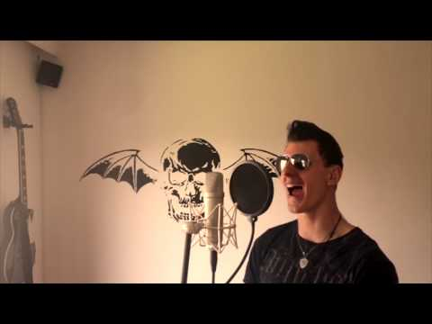 Avenged Sevenfold - So Far Away (M. Nox Vocal Cover)