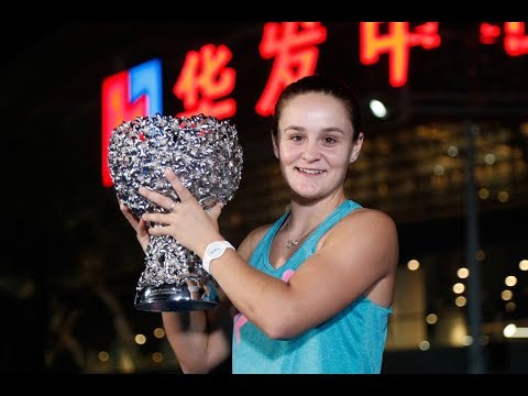 Breakthrough of the Month, October 2018: Ashleigh Barty
