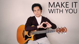 Make It With You - Ben&Ben (fingerstyle guitar cover)