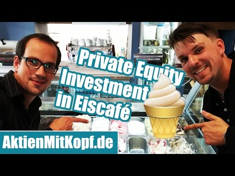 Private Equity Investment in ein Eiscafé - Worauf Christopher achtet