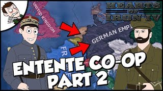 Hearts of Iron 4 The Great War United Kingdom and France Co-op Final Part