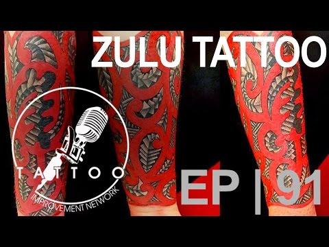 Zulu – Star Of Texas Tattoo Art Revival | EP 91