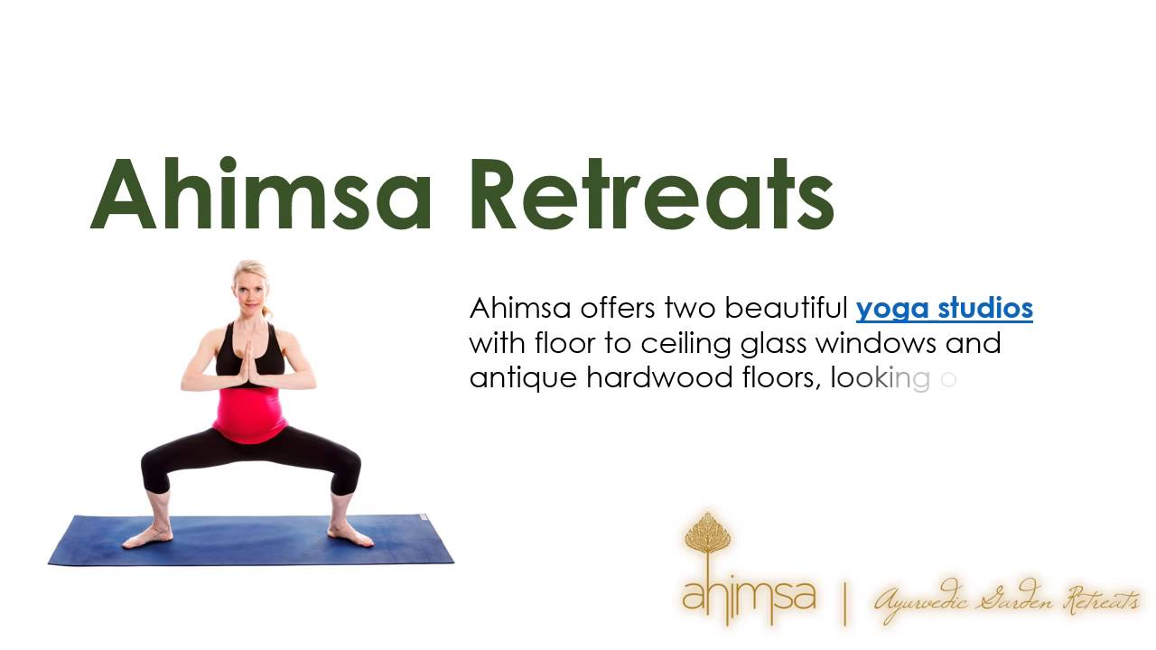 Yoga   Yoga Studios   Yoga Poses   Yoga Treatments   Ahimsa Garden Retreats