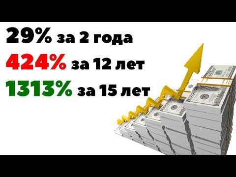 💵Кейс: 29% в долларах за 2 года💼💰. Как инвестировать 15000$ на 12 и 15 лет?