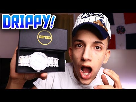 Flooded Diamond Watch Review | The Gifted Few Gold 💎