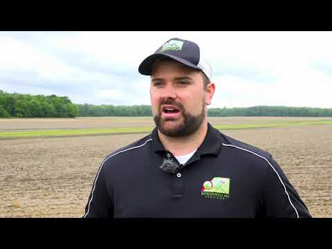 Astounding New Drone Capabilities On Display At Integrated Ag Services