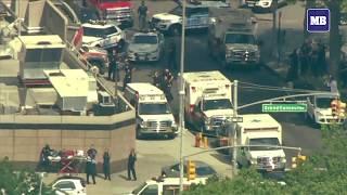 Gunman opens fire in New York hospital, several hurt thumbnail