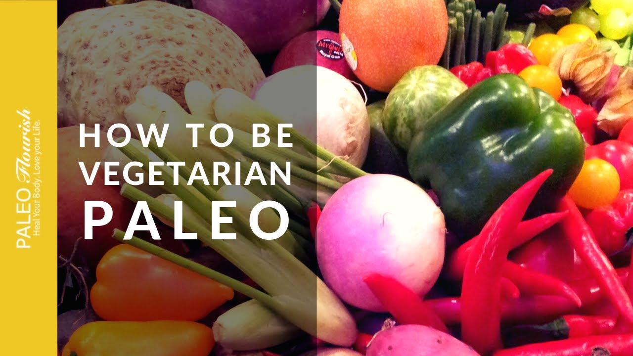 paleo diet meal plan for vegetarian