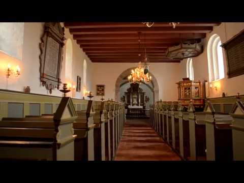 Orgelspil i Kettrup Kirke; Lysets Engel går med glans & Krist stod op af Døde
