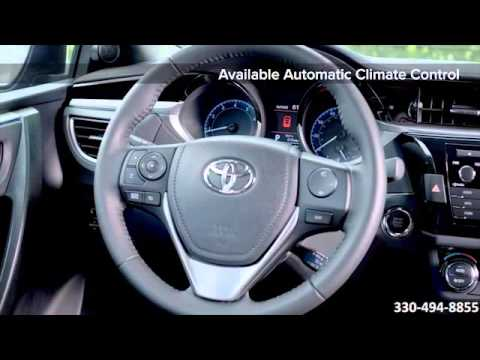 2015 Toyota Corolla Cain Toyota 6527 Whipple Ave NW Canton OH 44720