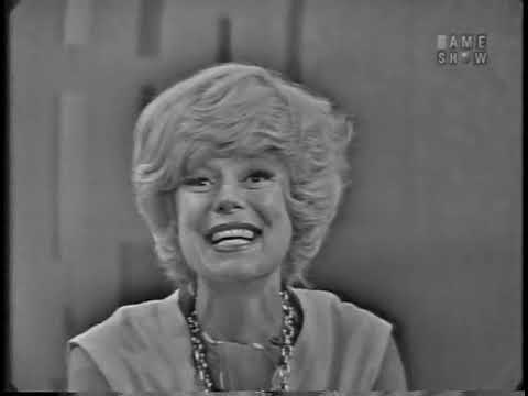 PASSWORD 1965-07-29 Carol Channing & Eli Wallach
