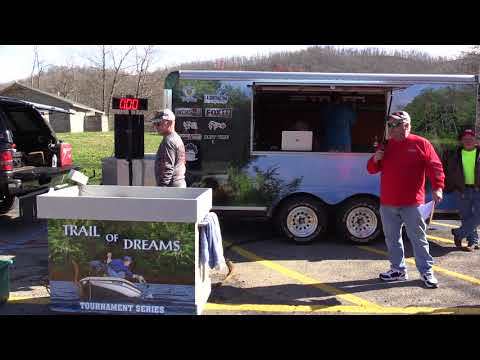 Trail of Dreams - Sutton Lake (3/31/18) Weigh-In