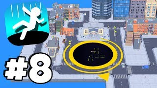 WIN WITHOUT MOVING CHALLENGE!! - Hole.io Gameplay Tips & Tricks Walkthrough Part 8