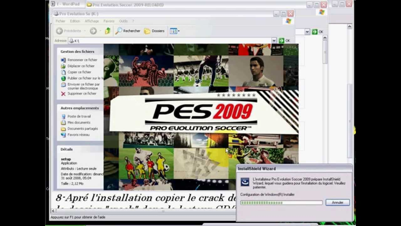 pes 2009 demo clubic