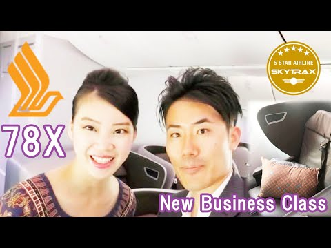 New Boeing 787-10 Business Class Singapore Airlines Review