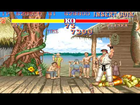 Arcade Longplay [370] Street Fighter II: The World Warrior