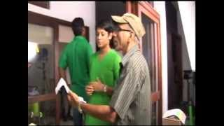 Making of the Anlene TVC with Kumar and Yehali