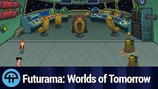 Futurama: Worlds of Tomorrow for Android