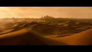 Teaser Trailer – Aladdin, Maio de 2019 nos cinemas
