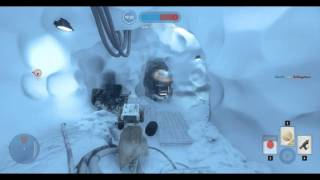 Talking Droids and Cargo Gameplay Capture the Flag in SPACE! Star Wars Battlefront PC