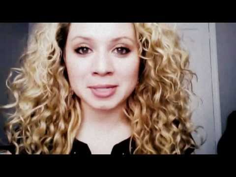 Curly Hair Product Review Ag Mousse Gel And Giovanni Direct Leave In Youtube