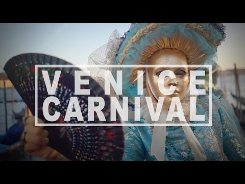 Venice Carnival - Masks parade