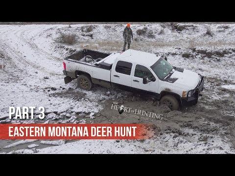 How NOT To Deer Hunt - Eastern Montana Deer Hunt (Part 3 Of 5)