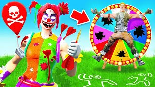 ESCAPE The CARNIVAL KILLER (Fortnite Murder Mystery)