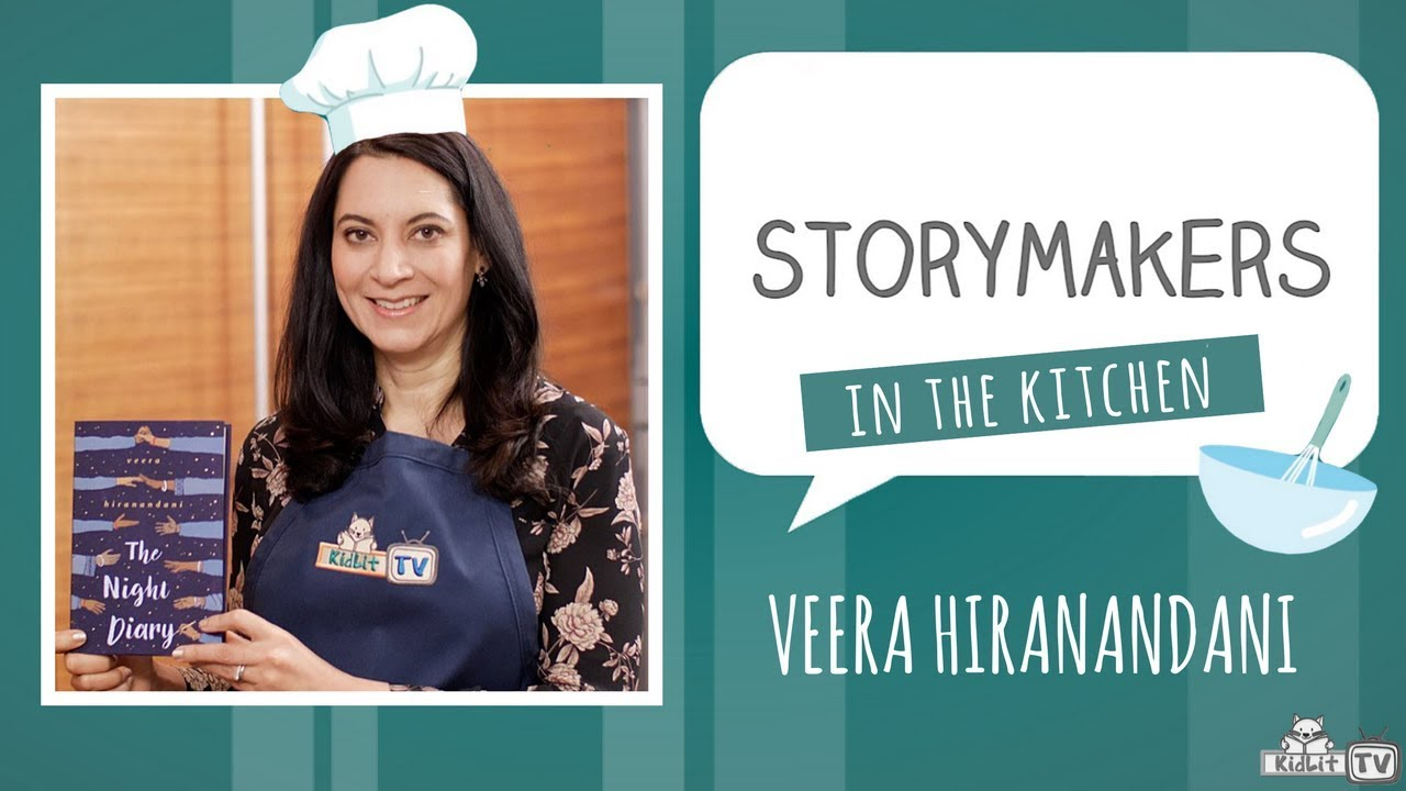 StoryMakers In The Kitchen with Veera Hiranandani - YouTube