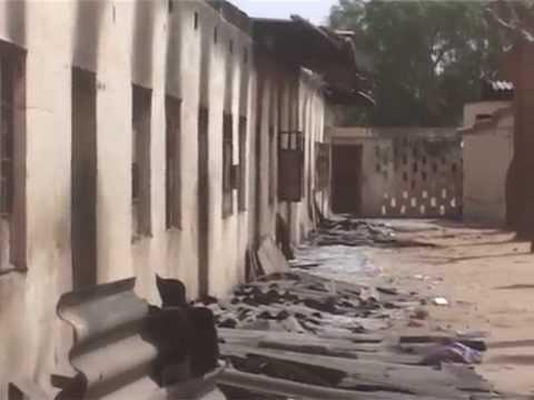 Minister Meets Parents Of Slain Student