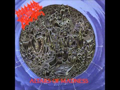 morbid angel damnation