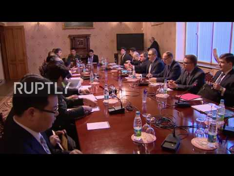 Moscow: Chinese and Russian deputy foreign ministers discuss NE Asian security