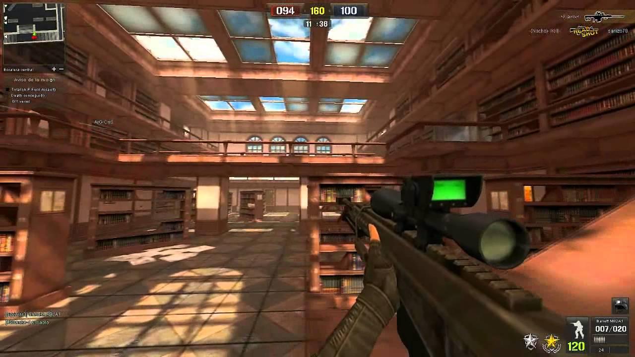 Gameplay Barret Pb Kaybo Youtube