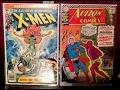 Comic Book Haul #21 - Winter Haul - Silver Age Batman, Action Comics, Bronze Age X-Men Keys.