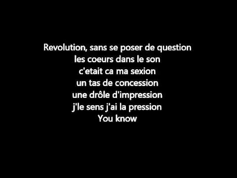 Black M Solitaire Paroles lyrics