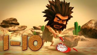 Download Oko Lele - Full Episodes collection (1-10) - animated short CGI - funny cartoon - Super ToonsTV