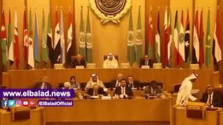 رئيس البرلمان العربى: مصر حاضنة العمل العربى المشترك.. وندعمها فى حربها على الإرهاب ..فيديو