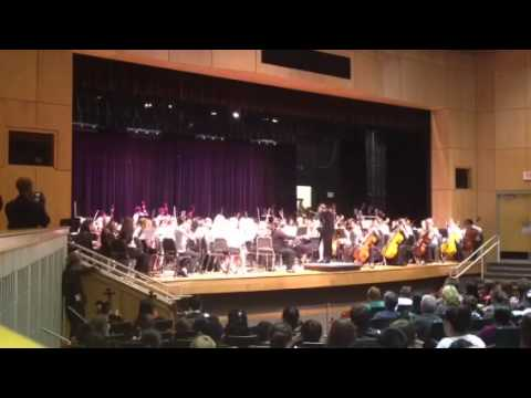 Concerto Grosso, March and Reprise