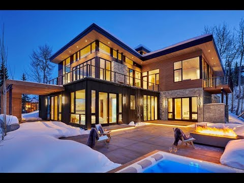 Captivating Contemporary Retreat in Snowmass Village, Colorado | Sotheby's International Realty