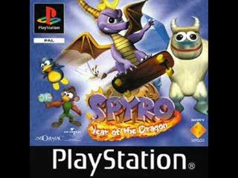Spyro 3 music: Icy Peak