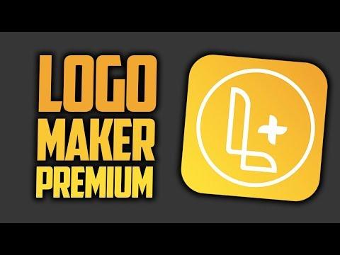 APK Reviews | Logo Maker Plus - Graphic Design Generator v1.1.5.4 Premium
